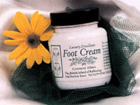 Luxury Emollient Foot Cream